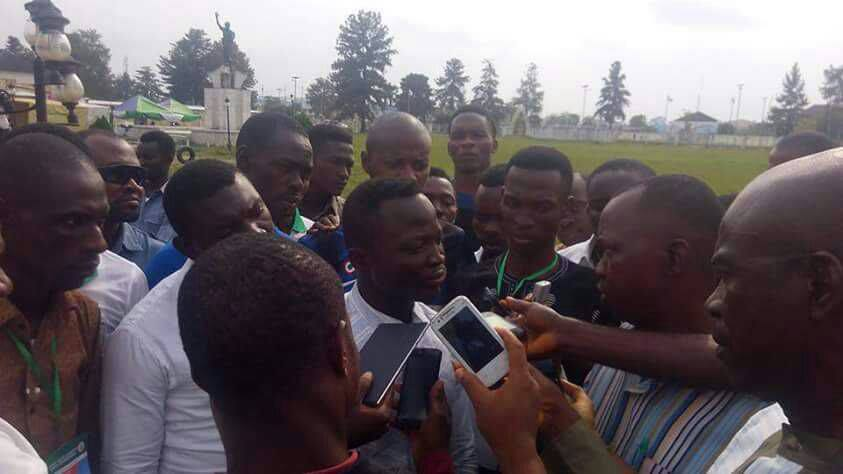 Comr. Ifon Emerges NID Student Union National President