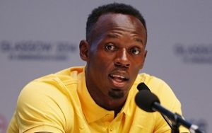 ATHLETICS: Usain Bolt Sets to Retire after London Race Next Summer-acadaextra