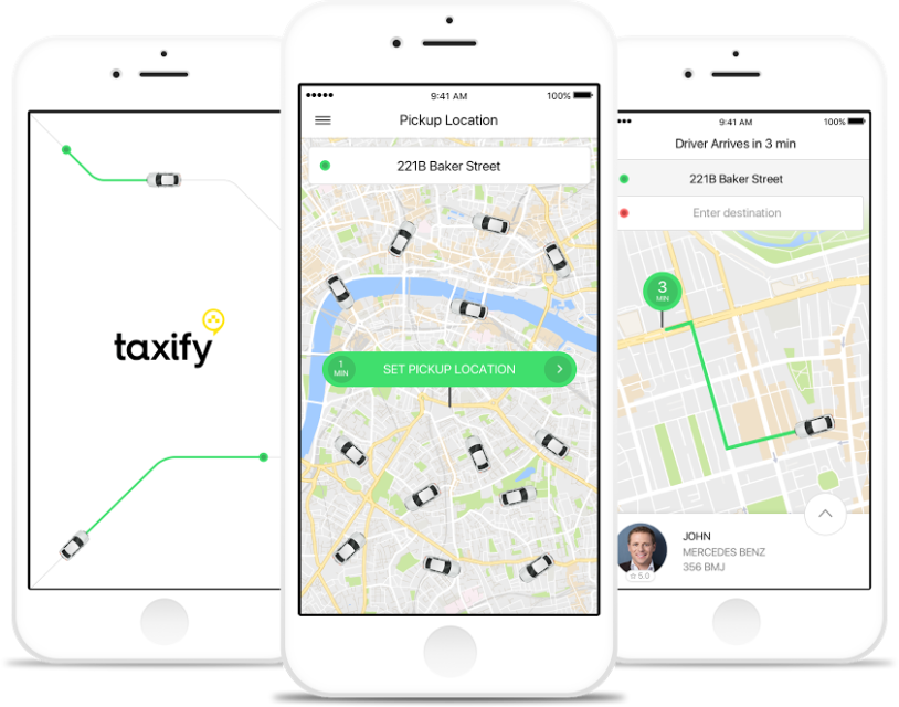 Taxify Launches in Lagos