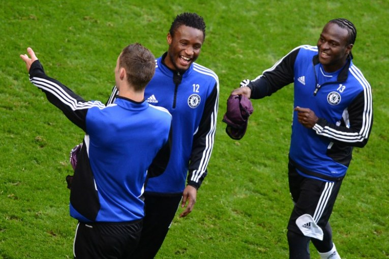 Chelsea duo Victor Moses and John Obi Mikel seal win for Nigeria-acadextra