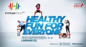 Fitness and Wellness Festival set to hold in Lagos-acadaextra