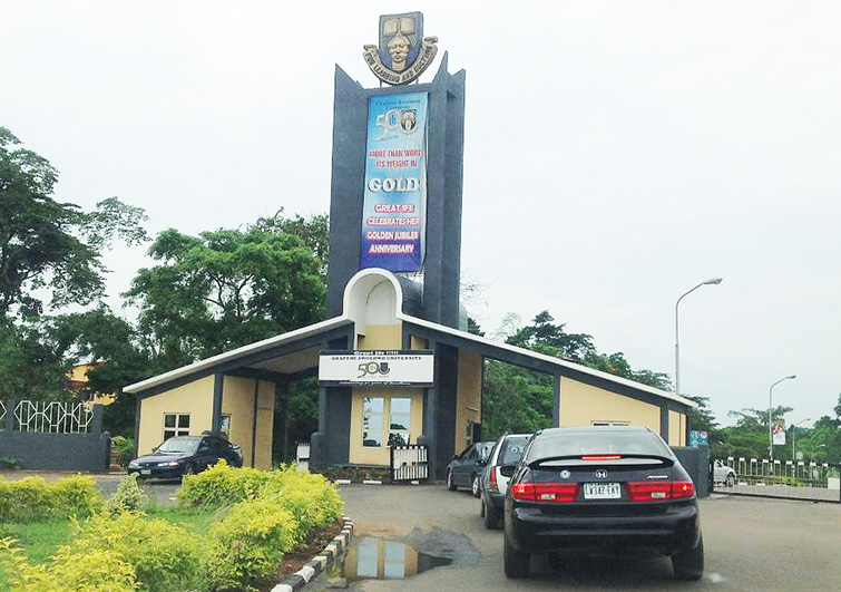 OAU senate wants to EFCC to stop harassing VC