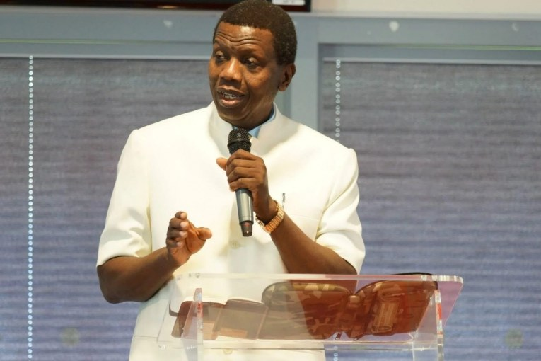 Pastor Adeboye received with UNN's Honorary Doctorate-acadaextra