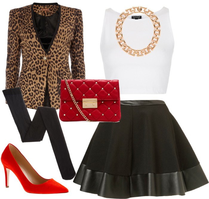 edgy valentines day outfit1