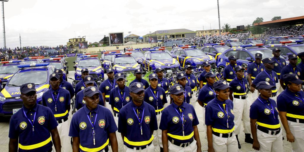 Ambode empowers Neighbourhood Corps with 177 Vehicles, 377 Motorcycles, 4000 Bicycle, others