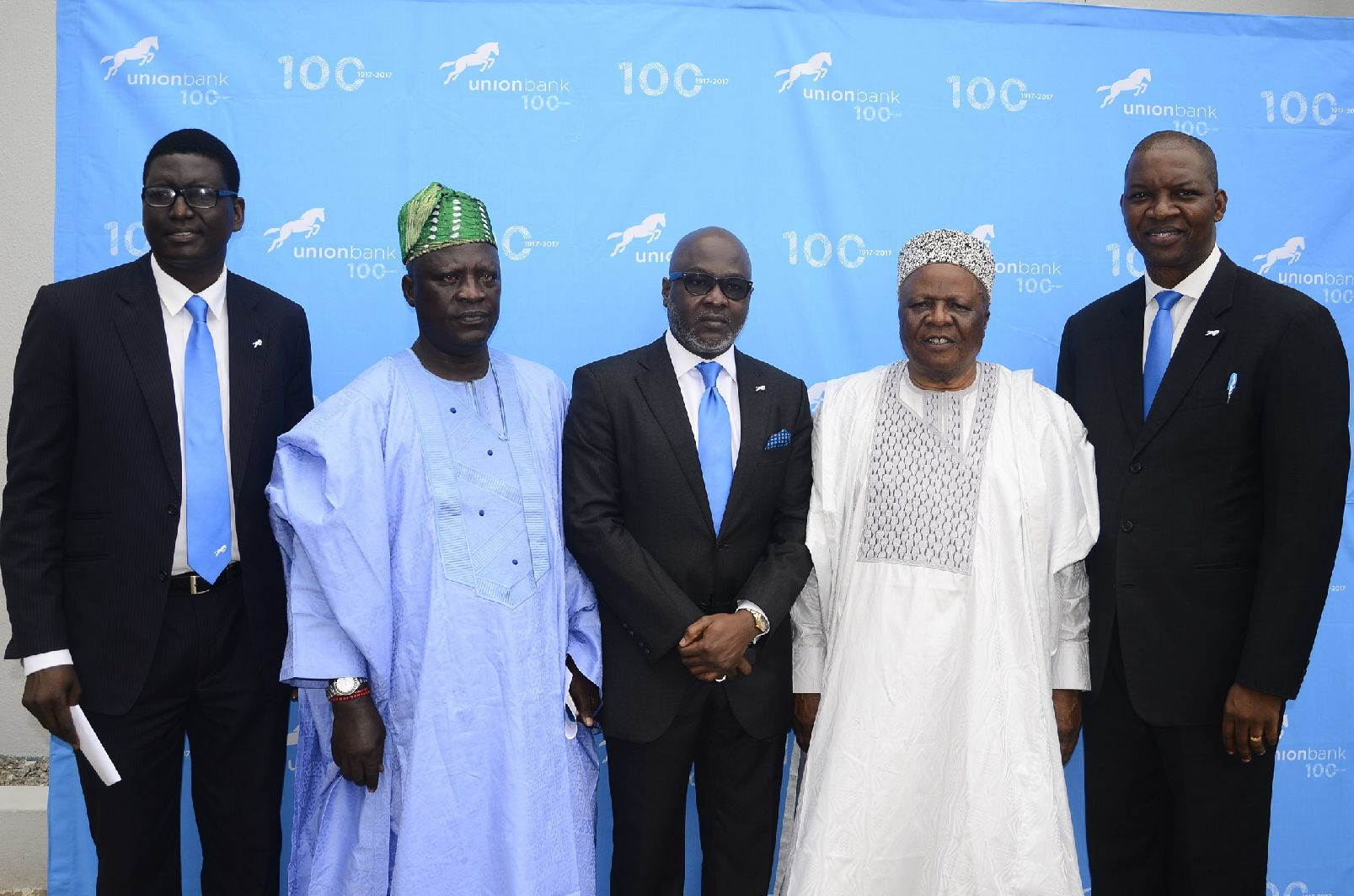 Union Bank unveils over 100 state-of-the-art branches