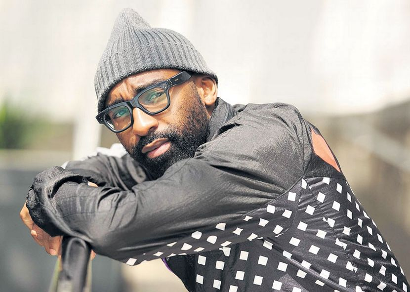 10 Photos of The Stylish South African Rapper Called, Riky Rick