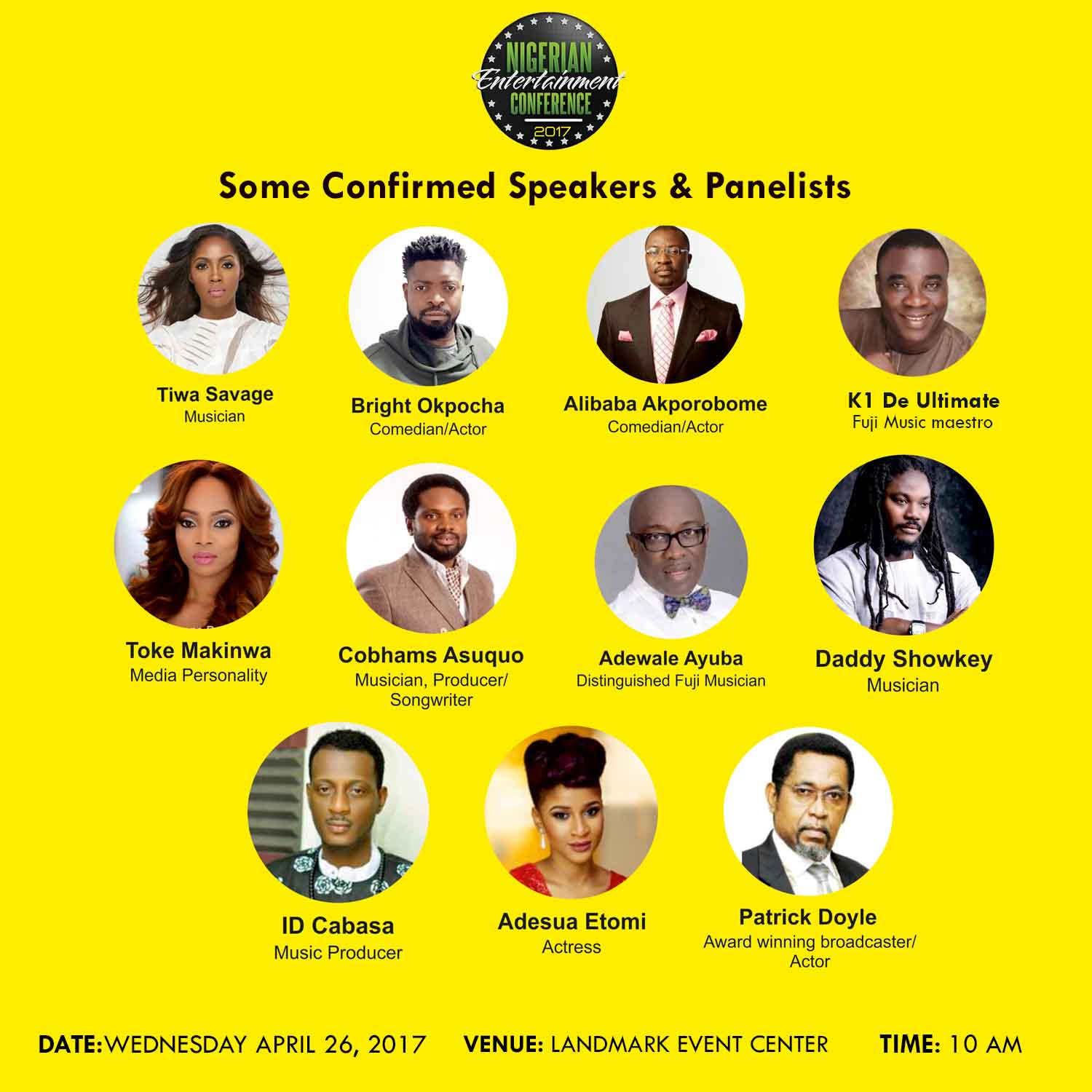 Entertainment giants gather to discuss industry's future at NECLIVE5