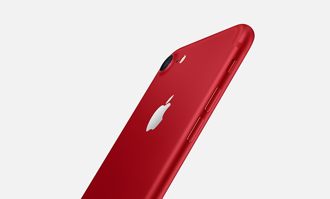 Apple Has Just Released a Red iPhone