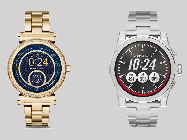 Michael Kors Launches Two New  Smartwatches
