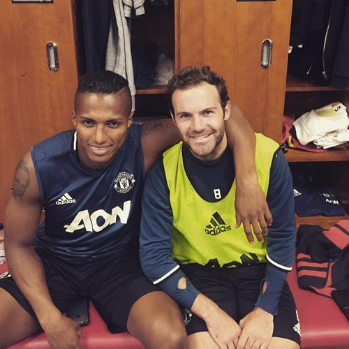 Juan Mata Optimistic about a return ahead of next week clash against Chelsea