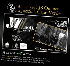 LJS Quintet at Jazzsal (JUL 2017)
