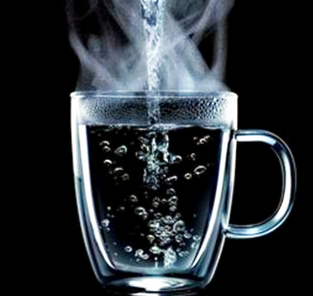 Drinking Warm Water  on  an Empty Stomach have some Great Benefits