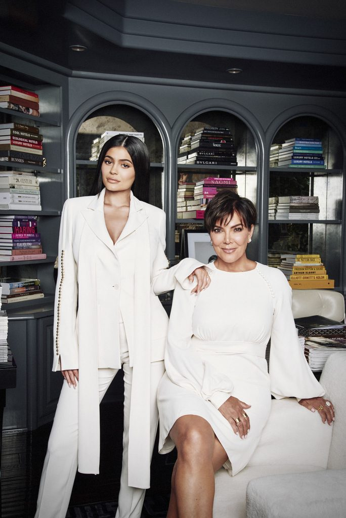 Kylie and Kris Jenner Re-think Beauty's Model