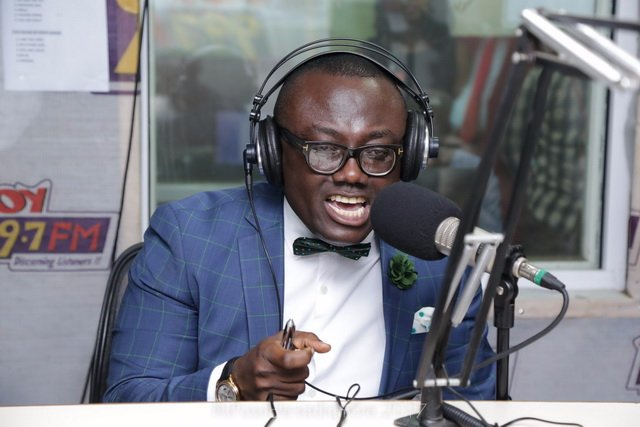 Bola Ray from a radio presenter to a media giant