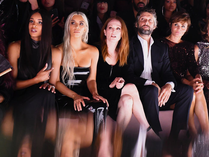 Check out All the Celebrities Sitting Front Row at New York Fashion Week