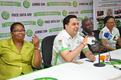Glo offers hundreds of millions in prizes to thousands of subscribers with Everyday Bonanza