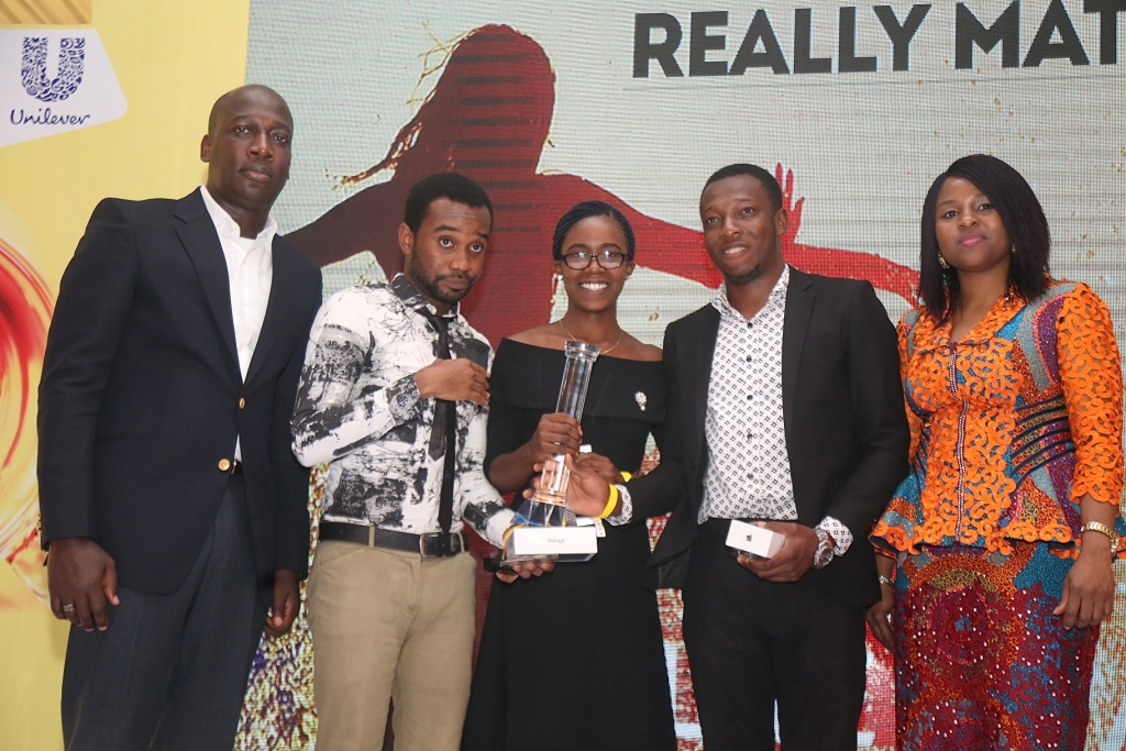 Team Triarchy wins Unilever's 2017 annual Ideatrophy competition