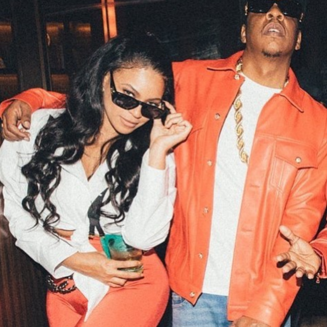 Beyoncé and JAY-Z Dress Up As Notorious B.I.G and Lil' Kim For Halloween