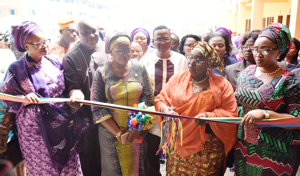 Lagos commissions 77 Blocks of Classrooms in Alimosho, Mushin