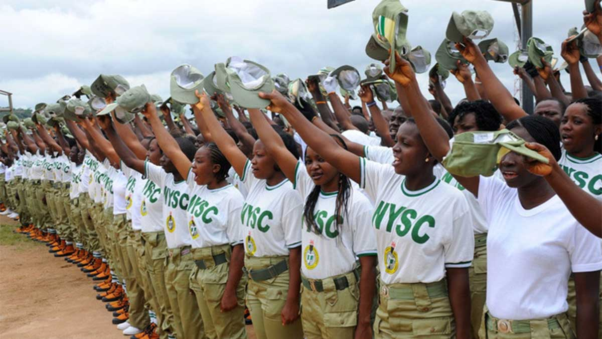 NYSC records 20 marriages, 72 births among 2016/17 Batch B 'corpers' in Oyo State