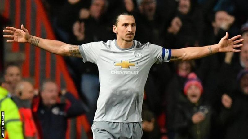 Ibrahimovic Sets to Join LA Galaxy From Manchester United