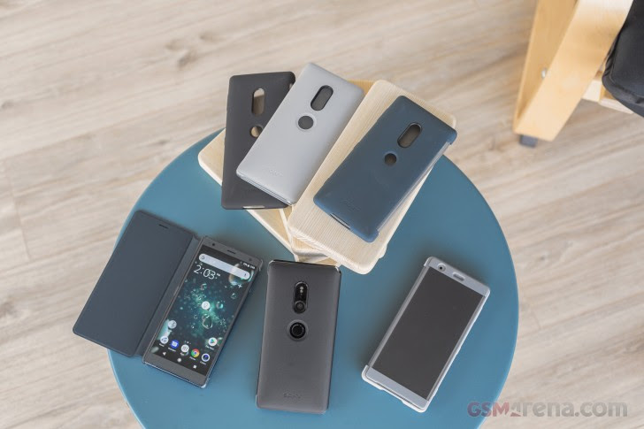 Sony unveils its new Xperia XZ2 and XZ2 Compact flagship phones