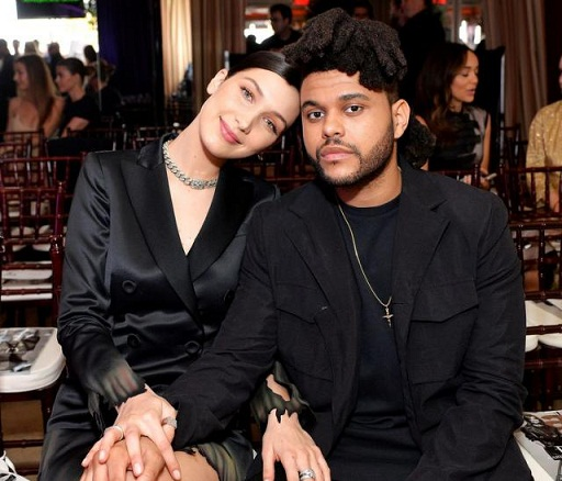 The Weeknd and Ex-Girlfriend Bella Hadid Pack on PDA at Coachella Party
