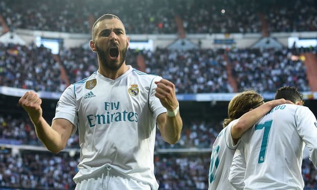 Real Madrid Qualifies For Champions League Final For The Third Consecutive Time