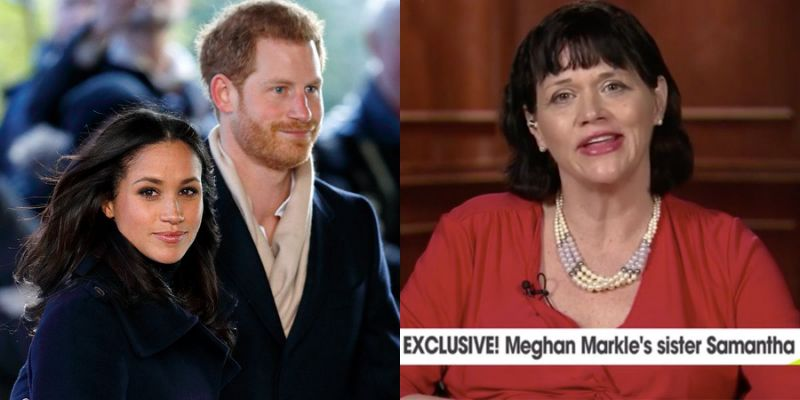 Royal Wedding:  Meghan Markle's Half-Sister Took the Blame for Her Dad's Staged Photo Scandal