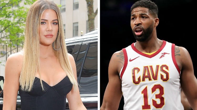 Khloé Kardashian Supports Tristan Thompson at Cavaliers Game Amid Cheating Scandal