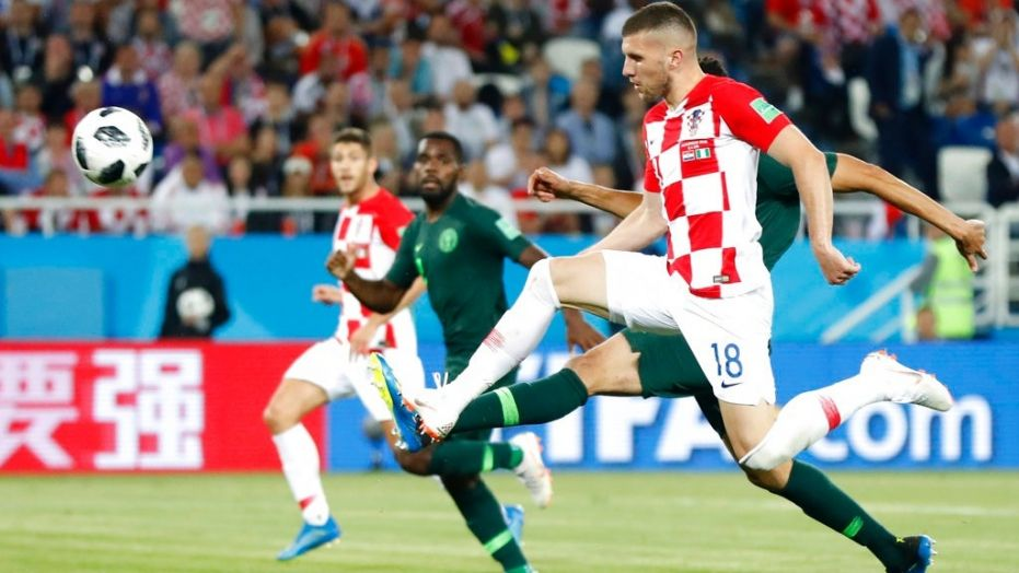 Croatia Sends Player Home For Not Playing Against Nigeria