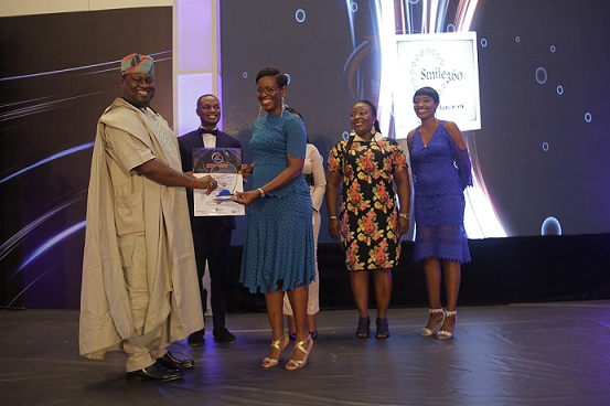 Smile360 Wins Big at Nigerian Healthcare Excellence Awards 2018