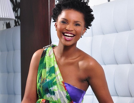 Former Miss Teen South Africa  Zizo Encourages Women to Love Themselves