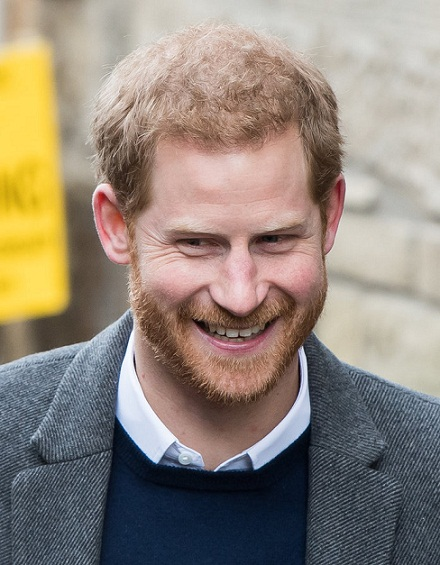 Prince Harry First Public Appearance after  His Honeymoon