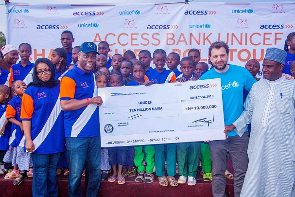 Join Access Bank and fifth Chukker for a day of polo and charity with 'Access Day'