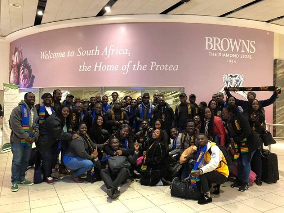 World Choir Games: Harmonious Chorale Arrives In South Africa