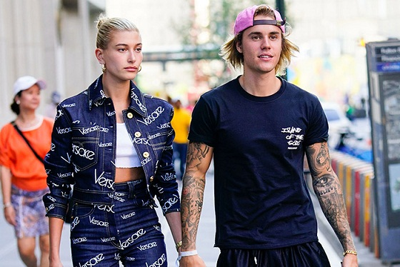 Is This Hailey Baldwin's Engagement Ring? Model Shows Off Diamond Sparkler During Outing with Justin Bieber