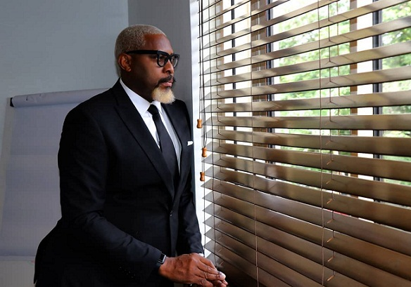 King of branding, Charles O'Tudor features on David Wej's 'Live Your Dream' Campaign