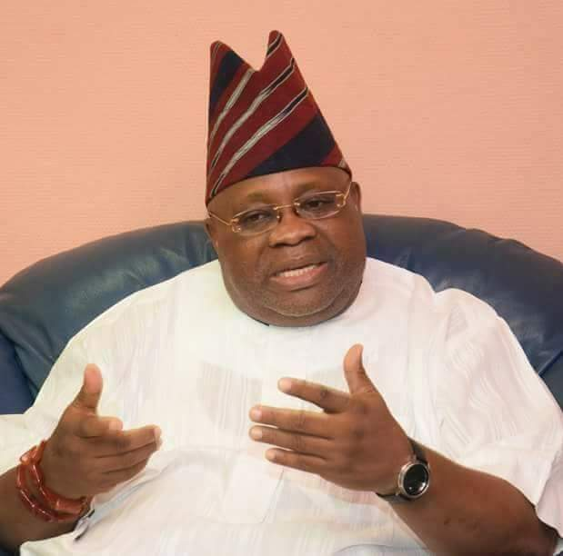 The Party will meet and I believe that the Tribunal is the Next step to Take - Adeleke