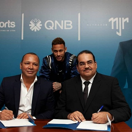QNB Group appoints Neymar Jr as global Brand Ambassador
