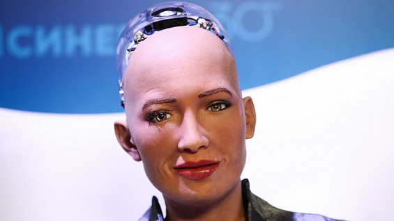 The Breakout Front Row Star at Alexander Wang's Show? A Robot