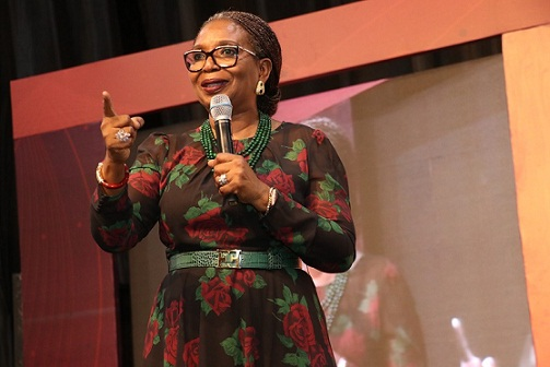 Ibukun Awosika Speaks on Professional Discipline and Integrity at The Event Xperience Africa