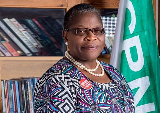 Oby Ezekwesili Steps Down from the Presidential Race