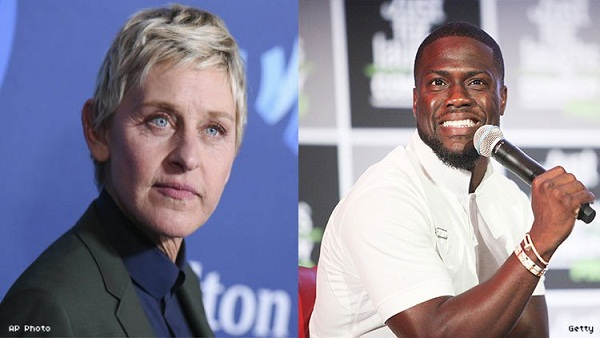 Update:  Kevin Hart 'Evaluating' return as Oscars host after Ellen calls Academy