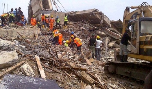 Federal Government  Inaugurated  Committee to Investigate the causes of Building Collapse in the Country