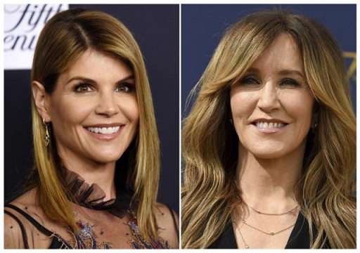 Actresses, CEO's Charges in College Admissions Scandal