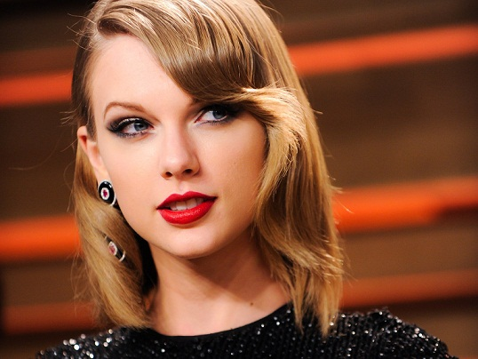 Taylor Swift: I carry army Bandages for Gunshot and Stab