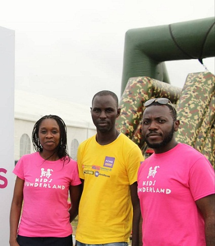 Kids Funderland 2019 Ends in Style in Lagos.
