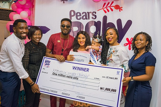 3 Winners Emerge in Pears 'Baby of the Year' Competition